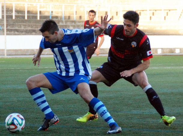La UE Figueres vence al CE Sabadell B en el duelo pendiente de la jornada 15 de Tercera