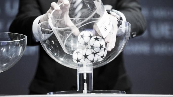 Este jueves, sorteo de la Champions League 2018