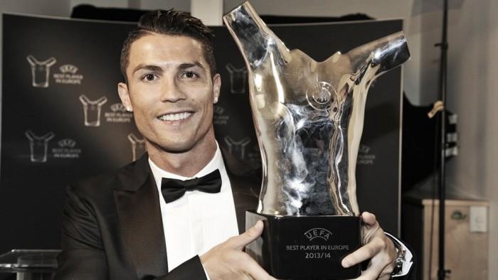 Cristiano, el Mejor Jugador de la Champions 2016/17