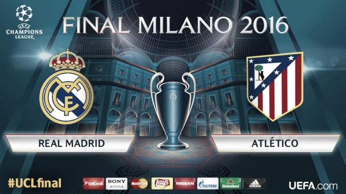 Champions League, il percorso verso Milano di Real e Atletico