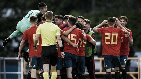 España, clasificada para cuartos de final del Europeo Sub-17