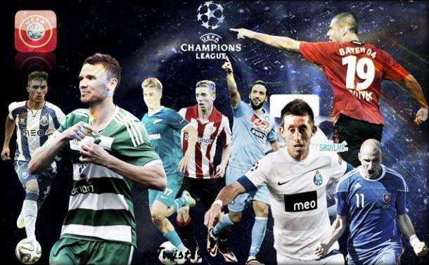 UEFA: resultados da primeira mão do «playoff»