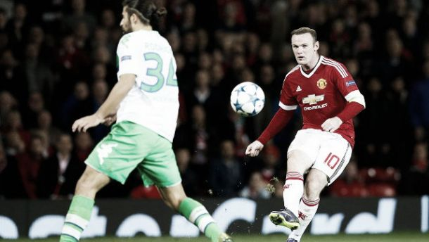 Manchester United's record at home in the UEFA Champions League