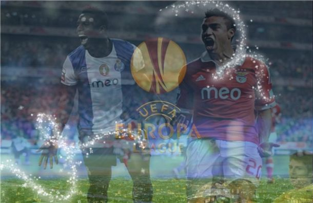 Benfica e FC Porto almejam meia-final da Liga Europa