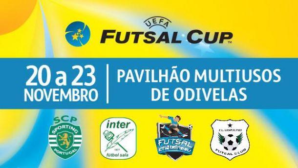 UEFA Futsal Cup: Sporting e Inter Movistar lideram