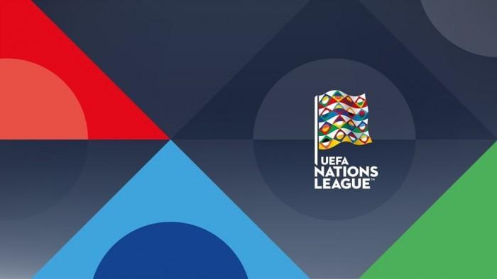 Los bombos oficiales para la Liga de Naciones de la UEFA