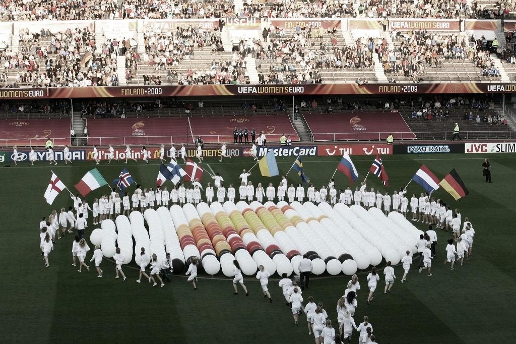 Uefa anuncia adiamento da Euro Feminina para julho de 2022