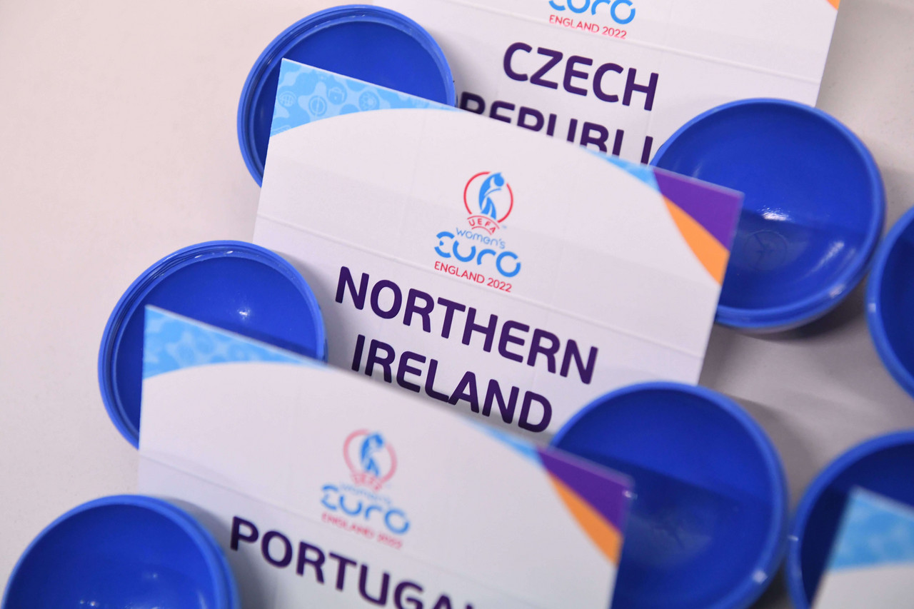 Women's Euro 2022 playoff draw completed as Northern Ireland set to face Ukraine
