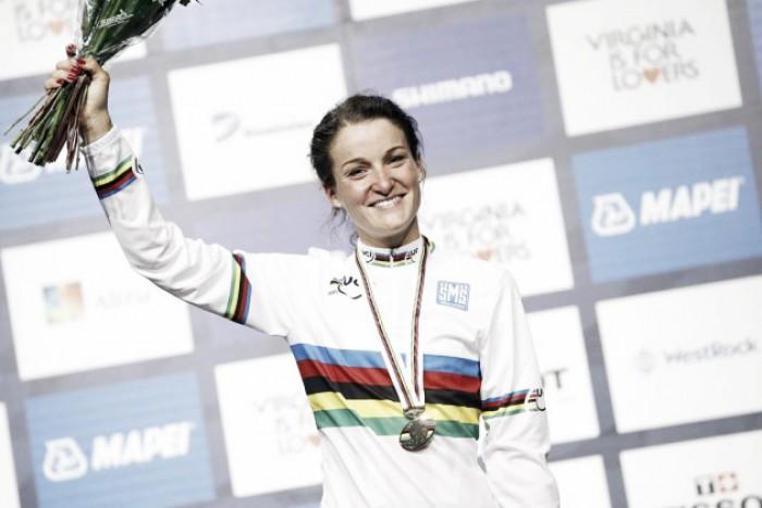 Armitstead confirmed as starter for 2016 Women's Tour de Yorkshire