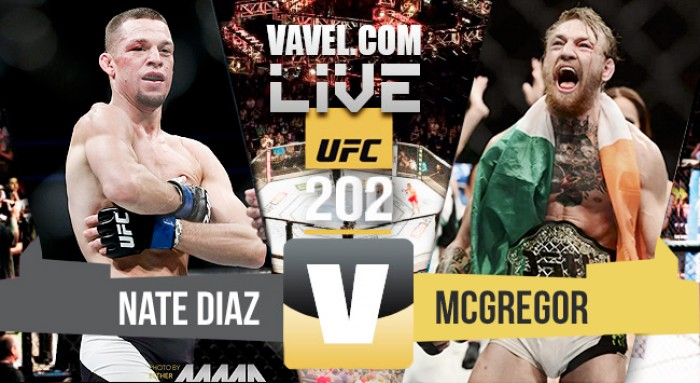 Conor McGregor earns redemption with victory over Nate Diaz at UFC 202