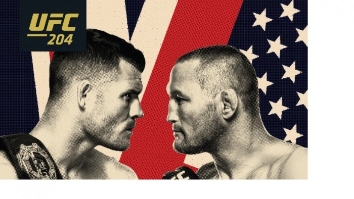 UFC 204: Bisping vs Henderson 2: Bisping defends his belt in his hometown