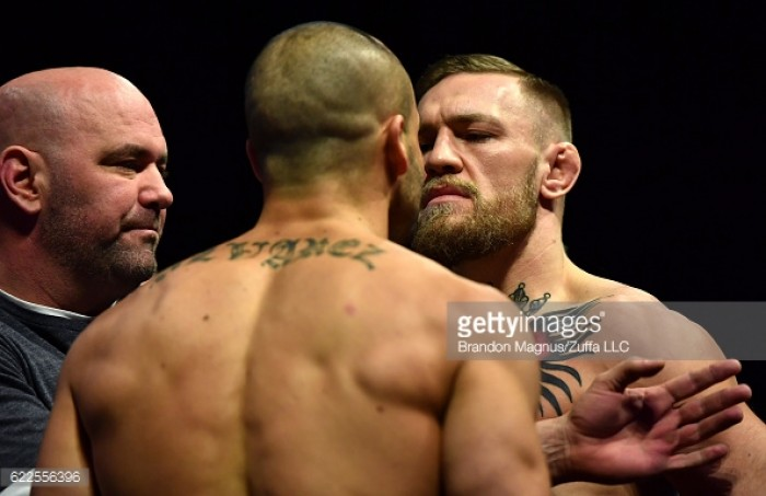 UFC 205: Conor McGregor v Eddie Alvarez preview