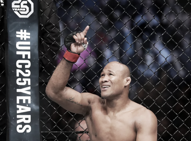 UFC 230: Confirmada la pelea co-estelar