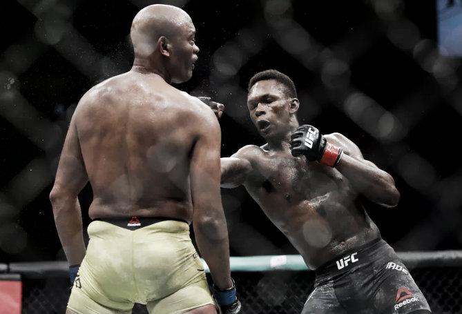 UFC 234 bonificaciones: Adesanya contra Silva gana la lucha de la noche