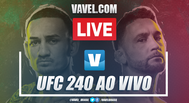 UFC 240 Live Stream: How to Watch Max Holloway vs Frankie Edgar, Fight Cards Updates and Results