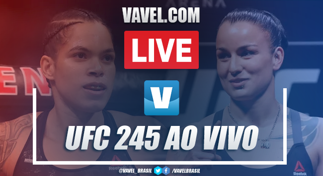 UFC 245 LIVE Stream Online: Usman vs Covington, Holloway vs Volkanovski and Nunes vs Randamie