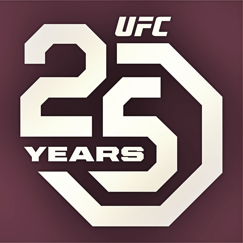 Lo soltado en el 25 aniversario de UFC