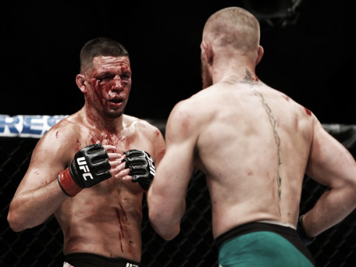 Conor McGregor wins UFC 202 against Nate Diaz