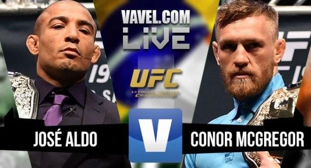 Resultado UFC 194: McGregor vence por KO a Aldo en segundos