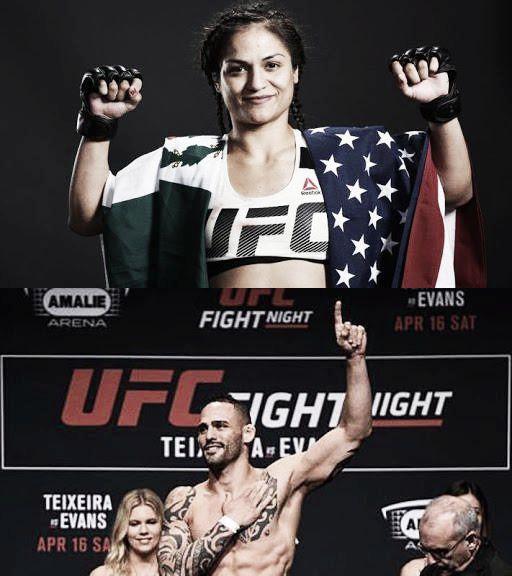 El porvenir para los ganadores de UFC Argentina
