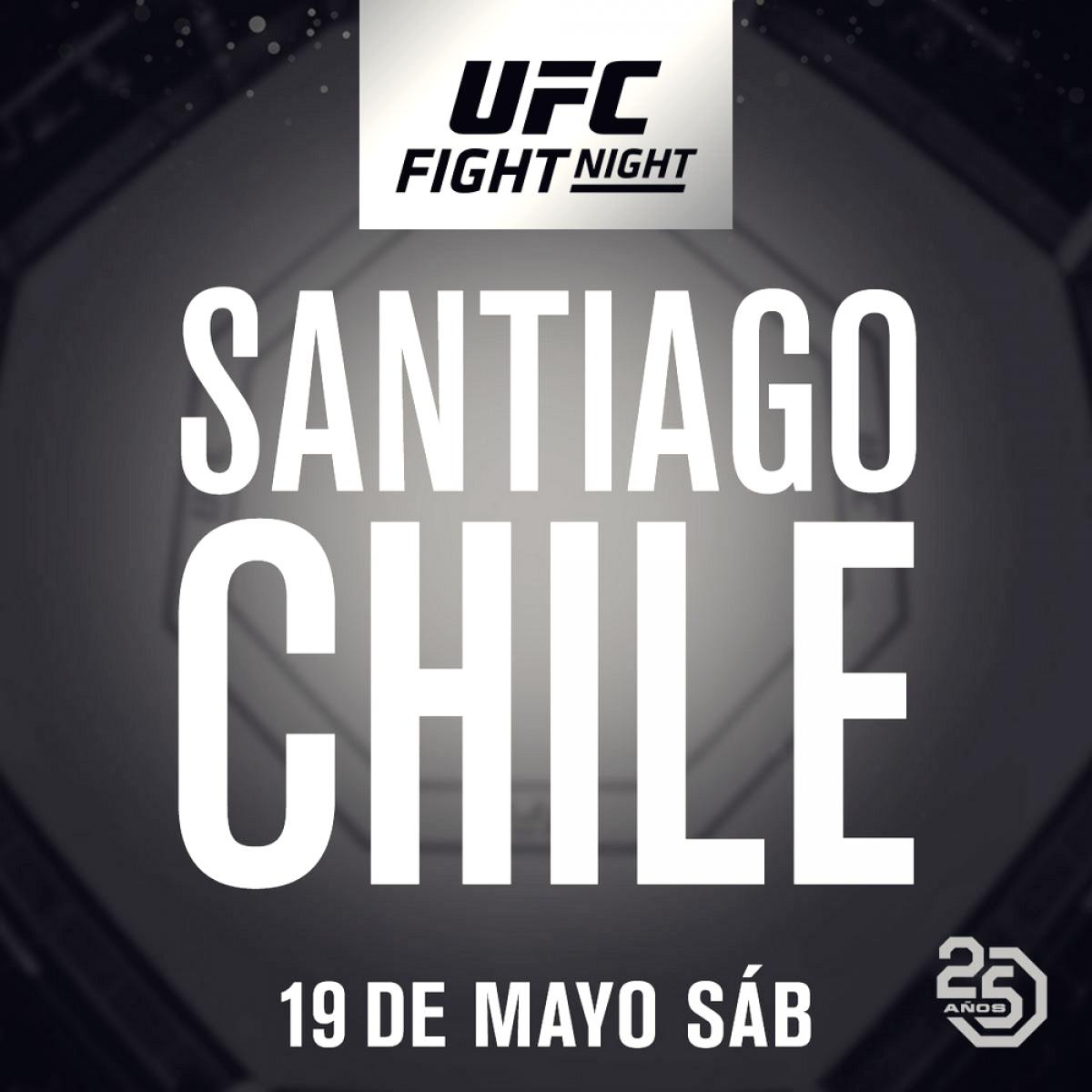 UFC Chile: ¿un evento de montaña rusa?