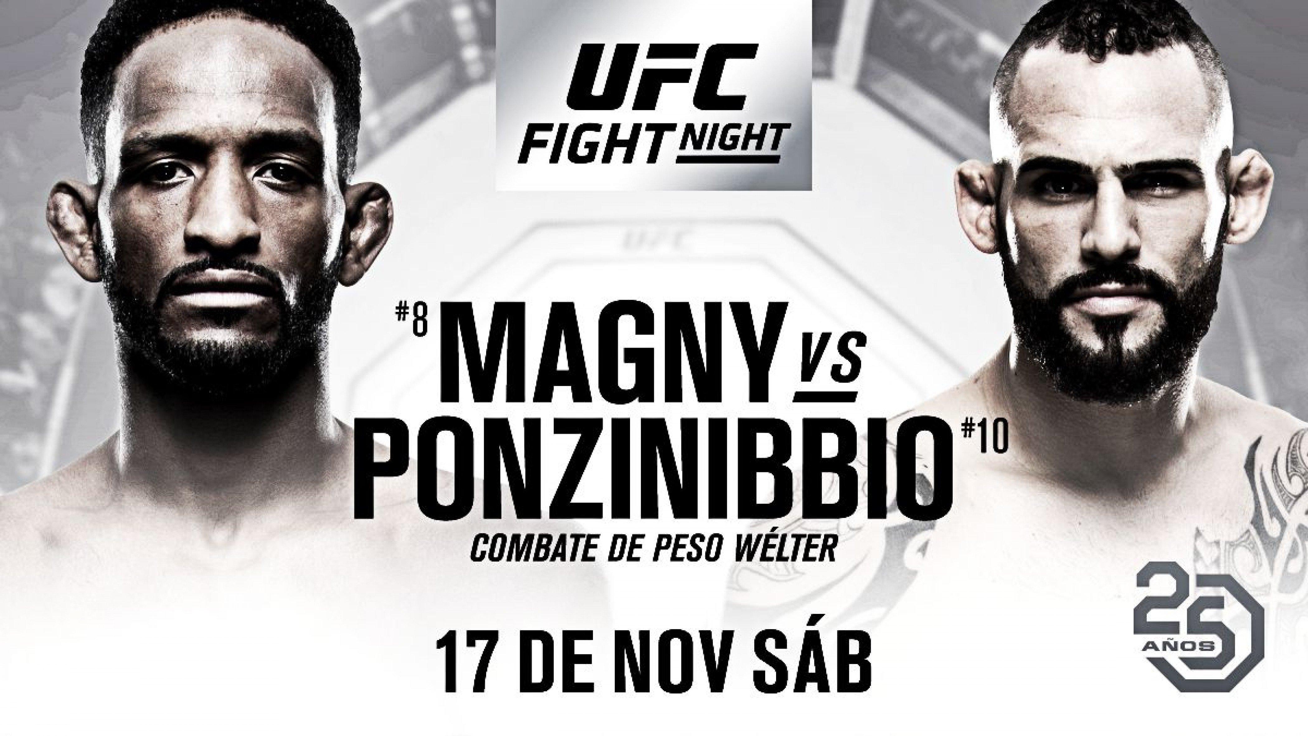 Llega oficialmente UFC a Argentina