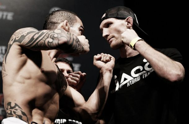 UFC Fight Night: Belfort - Henderson/Ponzinibbio - LaFlare