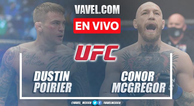 Resumen y mejores momentos de la victoria de Dustin Poirier ante Conor McGregor en UFC 264