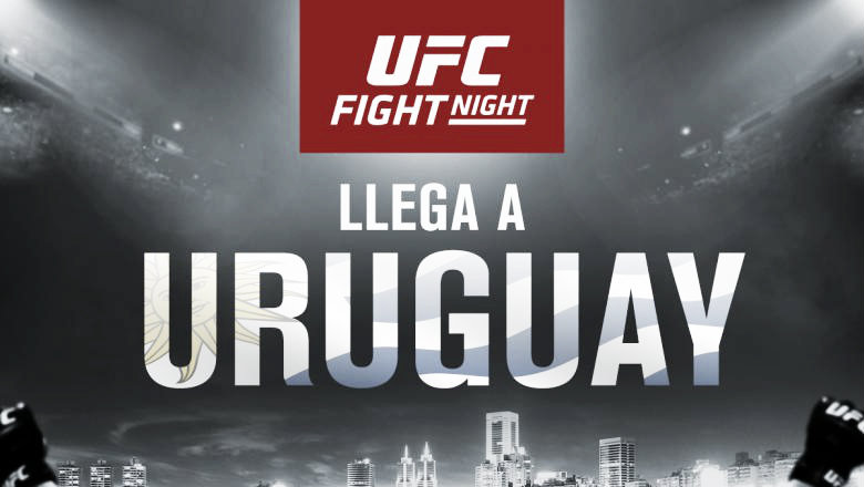 UFC: Semana sudamericana con nivel PPV