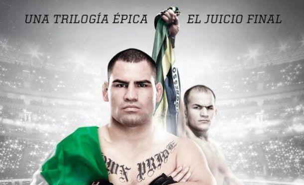 Caín Velásquez - Junior Dos Santos en UFC 166