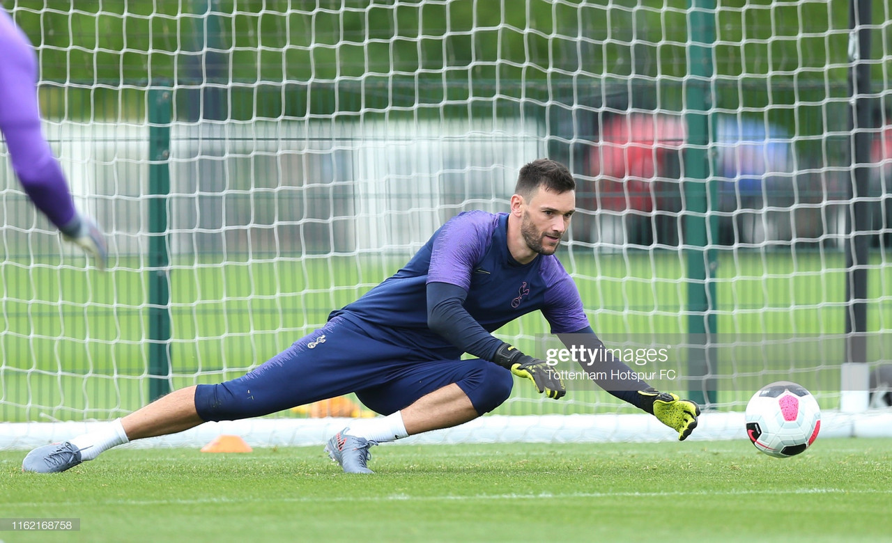 Hugo Lloris returns to London from pre-season tour through illness
