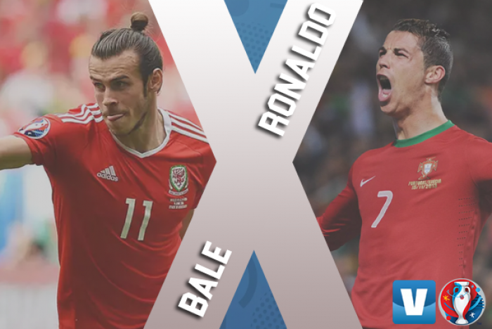 Bale x Cristiano Ronaldo: quem chega melhor a essa fase da Euro?