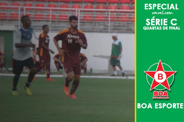 Especial quartas de finais Série C: Boa Esporte, foco total em retornar à Série B