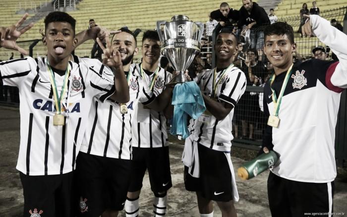 Maior campeão da Copinha, Corinthians conhece seus adversários