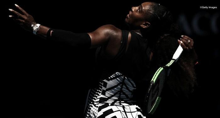 Serena Williams atropela Nicole Gibbs e se garante nas oitavas do Australian Open
