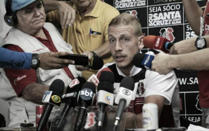Volante Uillian Correia é pego no doping e punido preventivamente pelo STJD