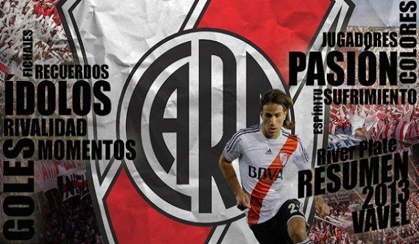 River Plate 2013: del cielo al suelo