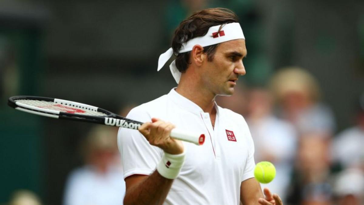 Federer cae; Rafa - Novak en semis