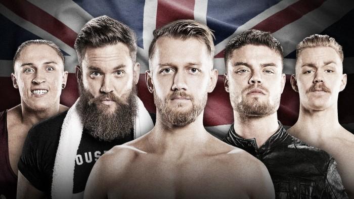 WWE announces U.K. special