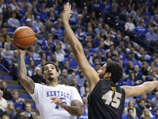 No. 1 Kentucky Wildcats At Missouri Tigers Preview