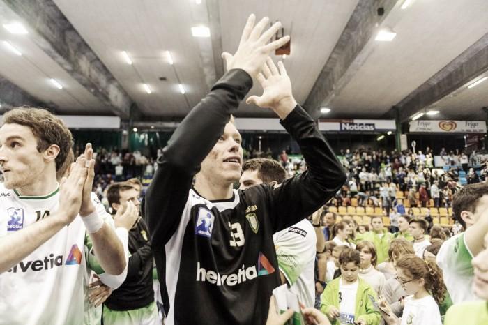 Anaitasuna arranca la fase de grupos de la EHF Cup con buen pie