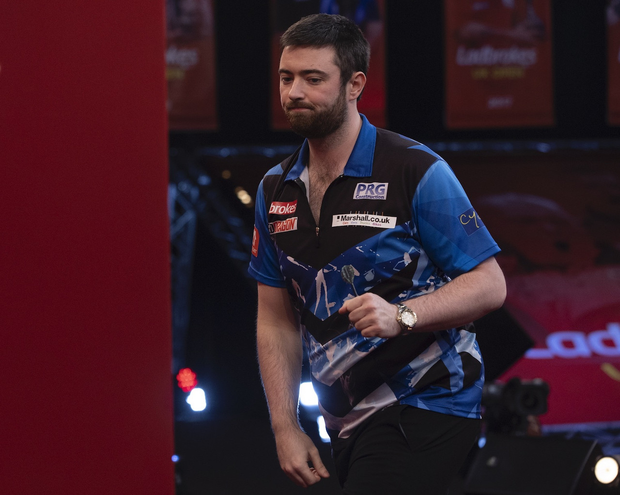UK Open Darts: Luke Humphries to face two-time winner James Wade in Final