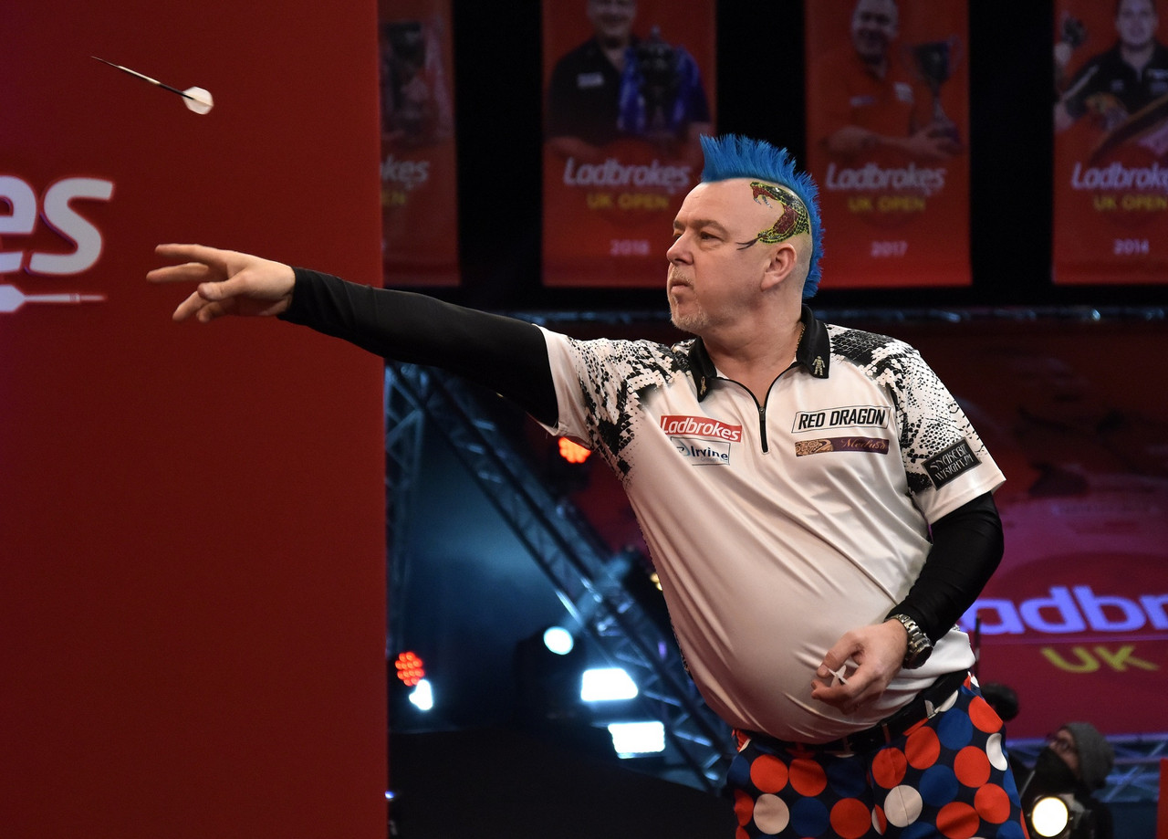 Darts: Superb Snakebite takes the crown at Players Championship 8