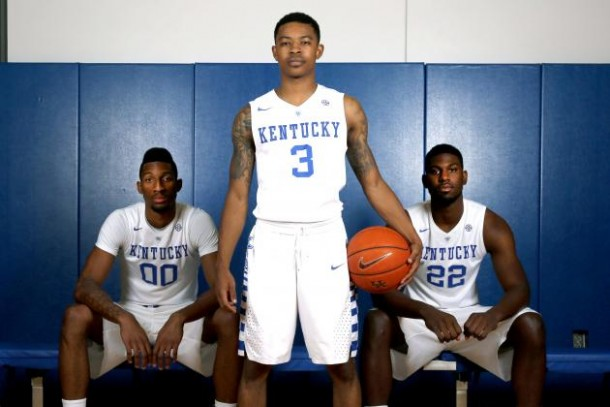 No. 2 Kentucky Wildcats - Albany Great Danes Preview