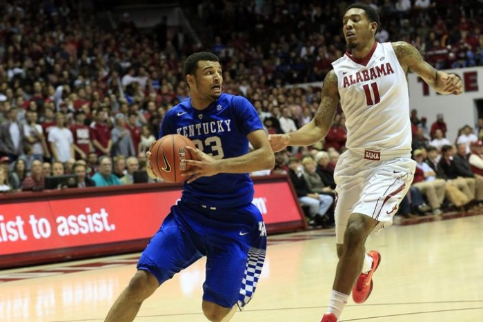 Kentucky Wildcats Return Home For Rematch With Alabama Crimson Tide