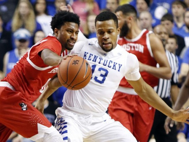 #1 Kentucky Wildcats Grabs Hard-Fought Win Against Boston University