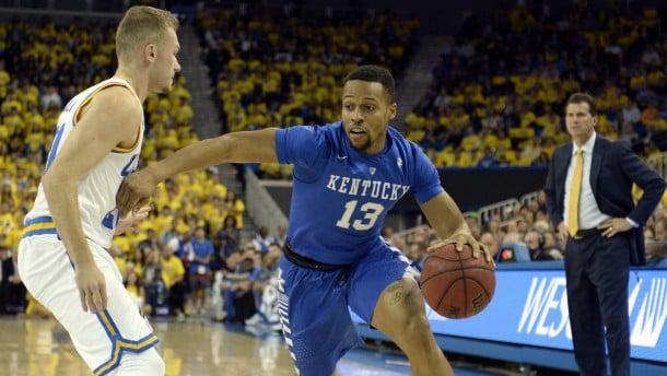 #5 Kentucky Wildcats Return Home Against Eastern Kentucky Colonels