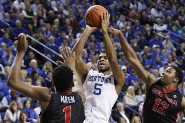 No. 1 Kentucky Wildcats at Georgia Bulldogs Preview