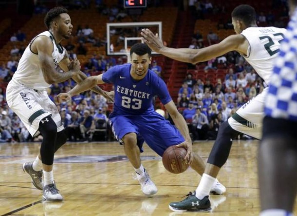 Kentucky Wildcats Plays Host To Illinois State Redbirds