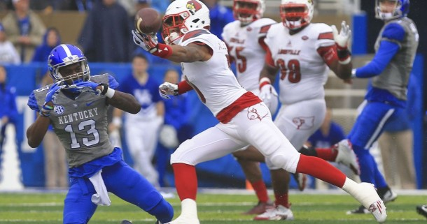 Kentucky Wildcats Fall To Louisville Cardinals After Second Half Collapse